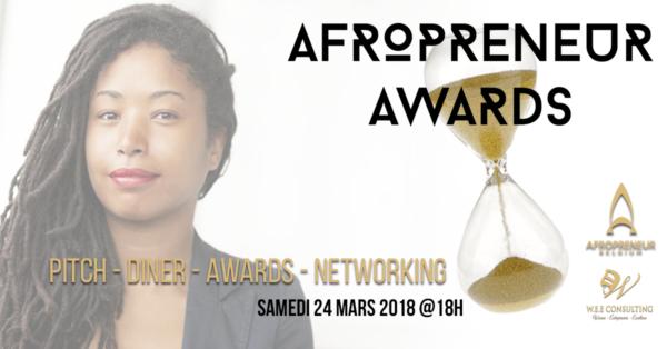 Afropreneur awards 2018 @ White Cinéma | Schaerbeek | Bruxelles | Belgique