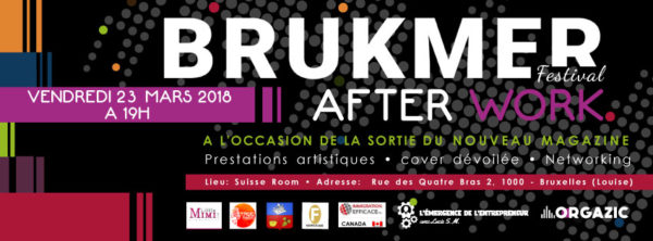 Brukmer After work @ suisse room | Bruxelles | Bruxelles | Belgique