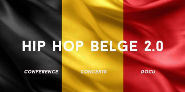 Hip hop belge 2.0 (conférence/debat) @ gallerie ravenstein | Bruxelles | Bruxelles | Belgique